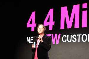 John Legere: American businessman