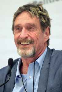 John McAfee: American computer programmer and businessman