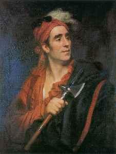 John Norton (Mohawk chief): Iroquois leader