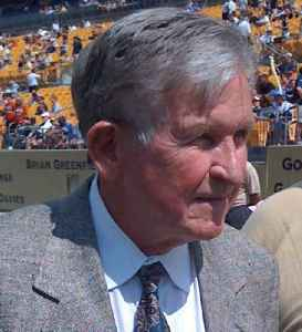 Johnny Majors: American college football player, college football coach
