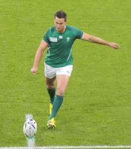 Jonathan Sexton: Irish rugby union player