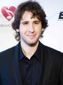 Josh Groban: American musician and actor