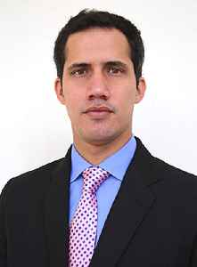 Juan Guaidó: Venezuelan politician and engineer