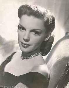 Judy Garland: American actress, singer and vaudevillian