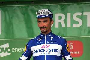 Julian Alaphilippe: French bicycle racer and cyclo-cross cyclist