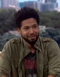 Jussie Smollett: American actor