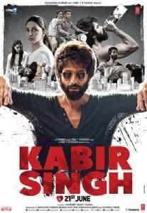 Kabir Singh: 2019 film by Sandeep Vanga