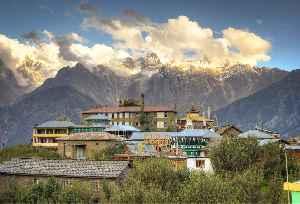 Kalpa, Himachal Pradesh: Town in Himachal Pradesh, India