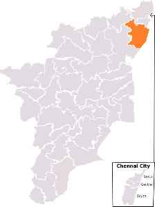Kancheepuram (Lok Sabha constituency): Lok Sabha Constituency in Tamil Nadu