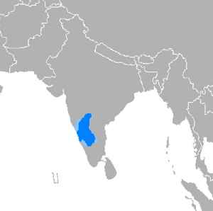 Kannada: Dravidian language spoken in Karnataka, India