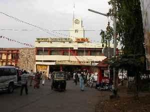Kannur railway station: