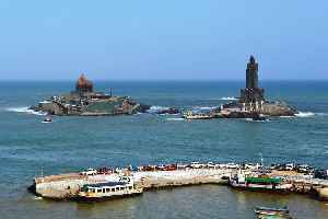 Kanyakumari: Town in Tamil Nadu, India