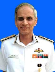 Karambir Singh: Current Chief of the Naval Staff