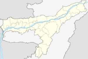 Karimganj: City in Assam, India