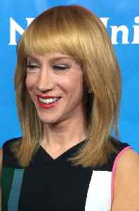 Kathy Griffin: American actress and comedian