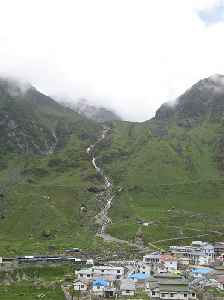 Kedarnath: Town in Uttarakhand, India