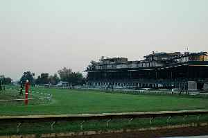 Keeneland: Keeneland includes the Keeneland Racecourse, a Thoroughbred horse racing facility, and a sales complex, both in Lexington, Kentucky