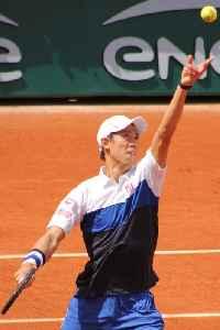 Kei Nishikori: Japanese tennis player