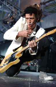 Keith Richards: British songwriter, guitarist of The Rolling Stones