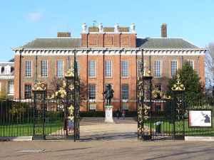 Kensington Palace: Royal residence set in Kensington Gardens, London, England