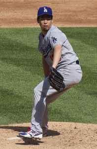 Kenta Maeda: Baseball player