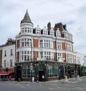 Kentish Town: Human settlement in England
