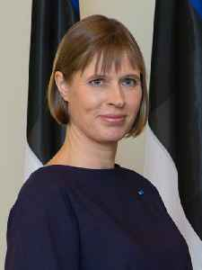 Kersti Kaljulaid: 5th president of Estonia
