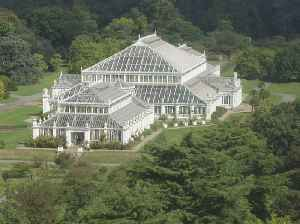 Kew Gardens: World's largest collection of living plants in the London Borough of Richmond upon Thames