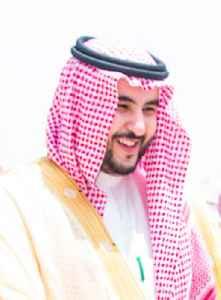 Khalid bin Salman bin Abdulaziz Al Saud