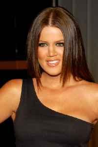Khloé Kardashian: American television personality