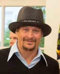 Kid Rock: American musician and rapper