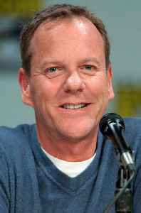 Kiefer Sutherland: Canadian actor, director, producer, voice actor