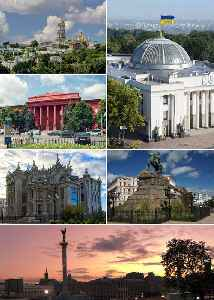 Kiev: City with special status in Kiev City Municipality, Ukraine