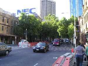 King Street, Melbourne