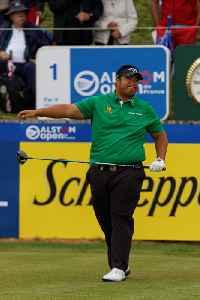 Kiradech Aphibarnrat: Thai professional golfer