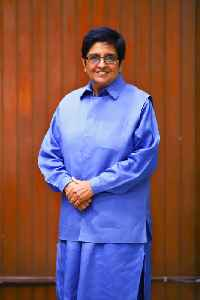 Kiran Bedi: Lt. Governor of Puducherry and First woman Indian Police Officer