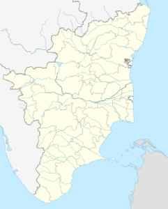 Krishnagiri: City in Tamil Nadu, India