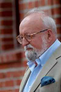 Krzysztof Penderecki: Polish composer and conductor