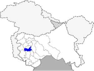Kulgam district: District in Jammu and Kashmir, India