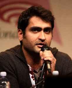 Kumail Nanjiani: Pakistani American actor and stand-up comedian
