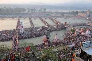 Kumbh Mela: Mass Hindu pilgrimage