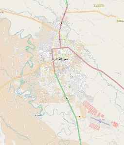 Kunduz: City in Kunduz Province, Afghanistan