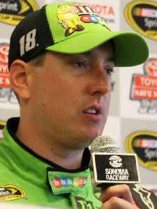Kyle Busch: American racing driver and team owner