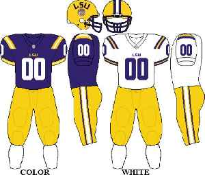 LSU Tigers football: Football team of Louisiana State University