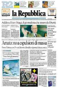 la Repubblica: Italian daily newspaper