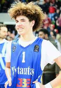 LaMelo Ball: American basketball player