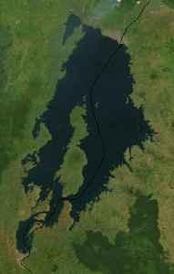 Lake Kivu: Meromictic lake
