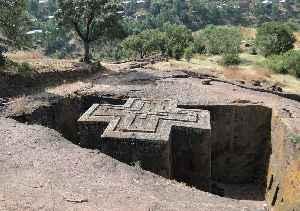 Lalibela: Place in Amhara Region, Ethiopia