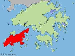 Lantau Island: Island in Hong Kong