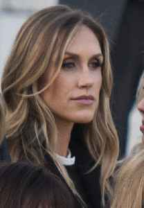 Lara Trump: American television producer and wife of Eric Trump